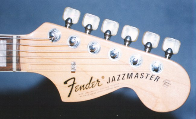 Jazzmaster Morphology Late 1960s Orphans The Goodies Fenders