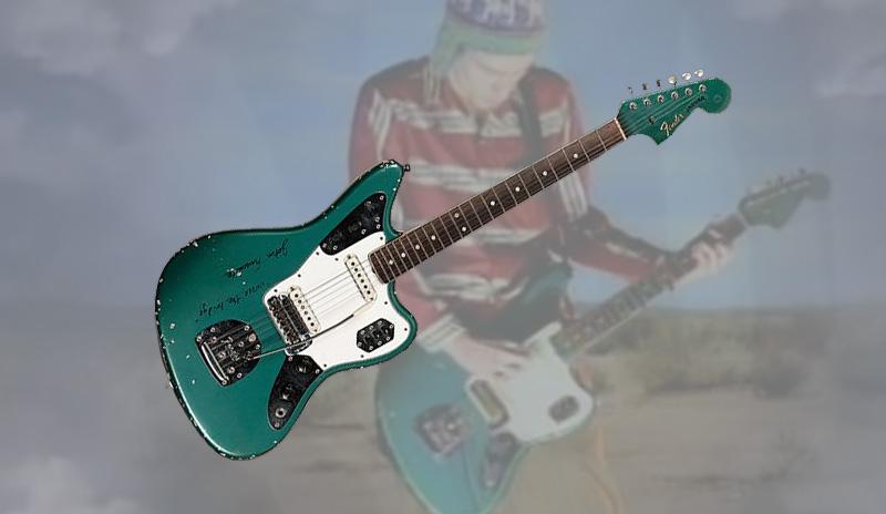 The 1966 Lake Placid Blue Jaguar John Frusciante Played In Under Bridge